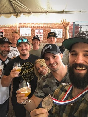 Goldwater Brewing Co. wins a bronze medal at the 2017 Great American Beer Festival.