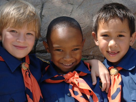 Feb. 8: National Boy Scouts Day