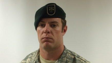 Staff Sgt. Kevin J. McEnroe of Tucson was one of the soldiers killed in Jordan on Nov. 4.