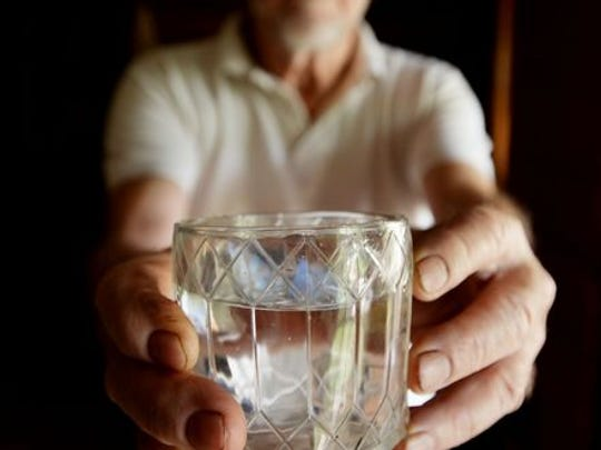 "Resident Larry Free worries about the East Mooringsport Water system in Louisiana, which hadn't been tested for lead in at least five years until this summer. ""I don't trust this water. I thought they were taking care of it. They haven't,"" he said."
