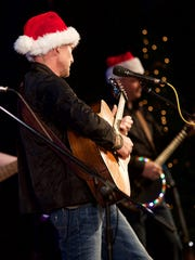 Ryan Shupe will perform Christmas tunes in a diverse