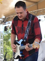 Ryan Tilby and the Tilby-Williams Band will perform