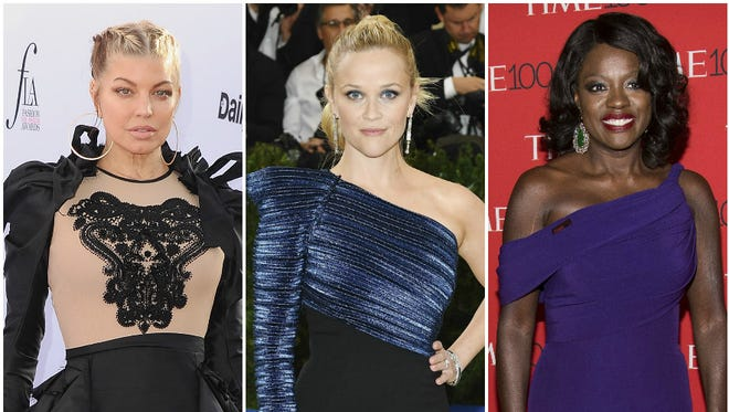 Fergie, Reese Witherspoon and Viola Davis are posting about Mother's Day.