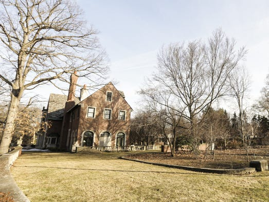 The Fisher Mansion in Palmer Woods was bought by the