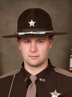 Patrolman BJ Skaggs