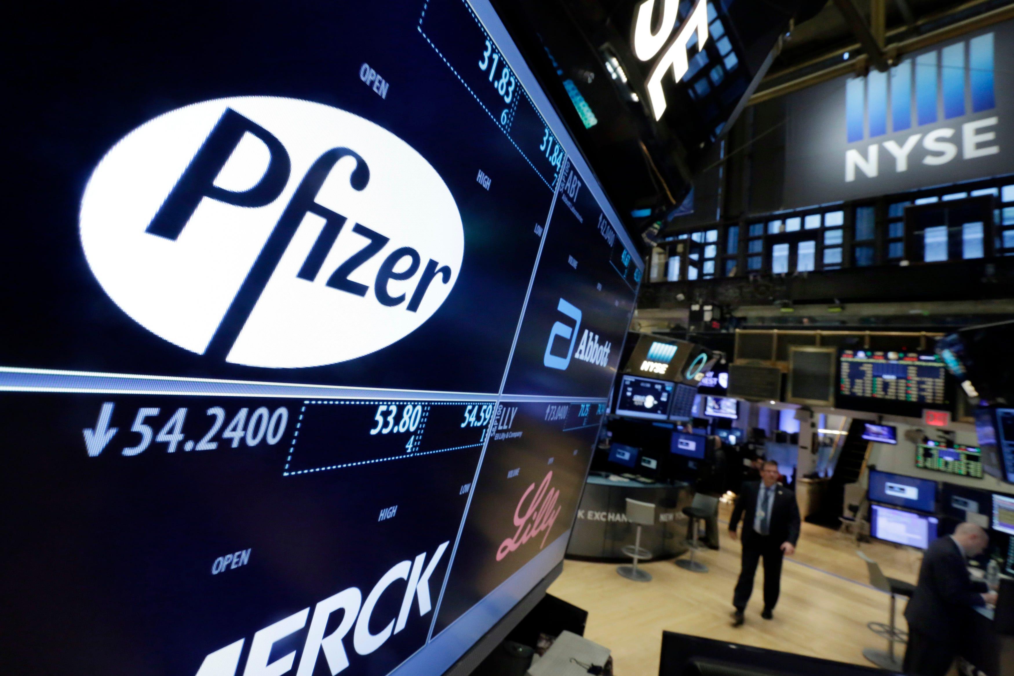Pfizer in the news таблица своп пунктов на форекс