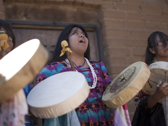US-LIFESTYLE-NATIVE-CULTURE-TRADITION