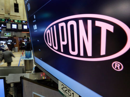 DuPont is hosting its annual meeting on April 27 in