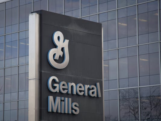 BLM GENERAL MILLS EARNS A FIN USA MN