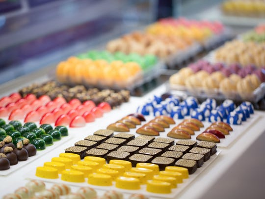 Le Macaron French Pastries recently opened another regional location in Coconut Point in Estero.