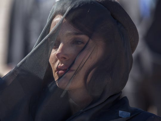 Natalie Portman plays the title first lady of 'Jackie.'