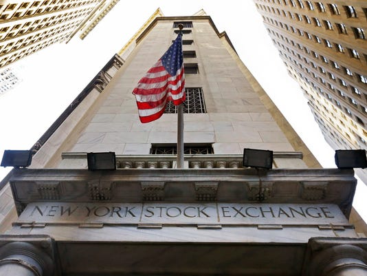 AP FINANCIAL MARKETS WALL STREET F FILE A USA NY