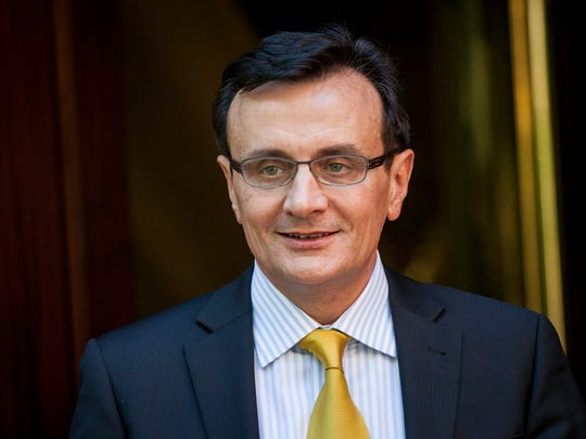 "AstraZeneca Chief Executive Pascal Soriot says the company is at a ""turning point"" in 2017."