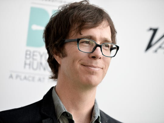 """Ben Folds brings his """"Ben Folds and a Piano"""" tour to Buskirk-Chumley Theatre (114 E. Kirkwood Ave., Bloomington) on Feb. 17."""