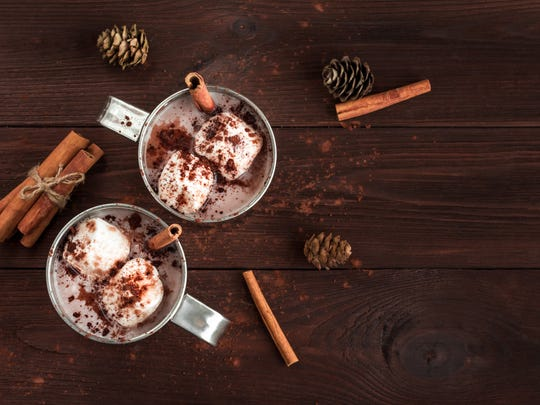 Try Nutella in your hot chocolate.