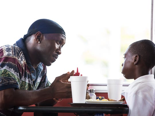 'Moonlight' wins the Oscar for best adapted screenplay at the 89th Academy Awards.