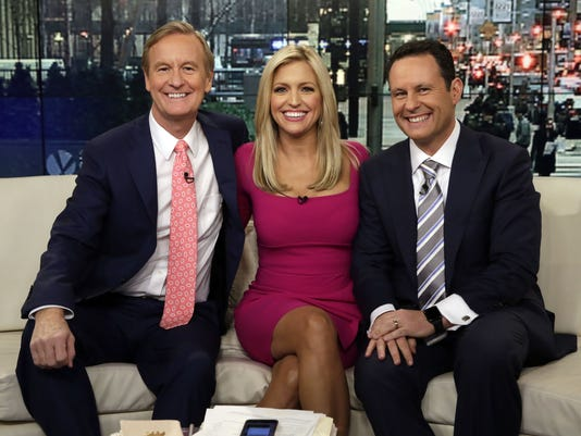 AP TV FOX & FRIENDS A ENT FILE USA NY