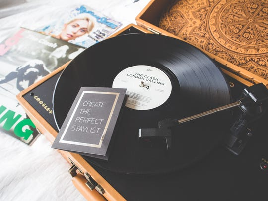 Gré Coffeehouse & Art Gallery will host an evening of vinyl record playing on July 27, 2019