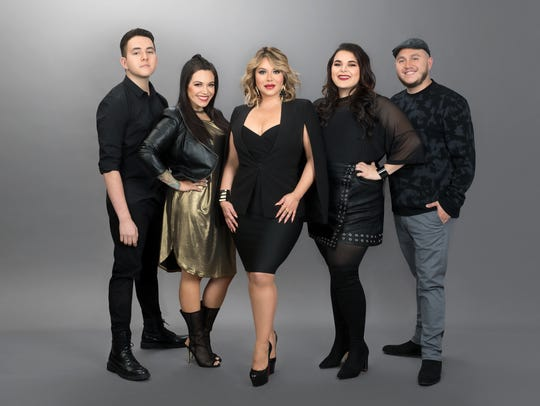 Los hijos de Jenni Rivera: Chiquis, Jacquie, Mike,