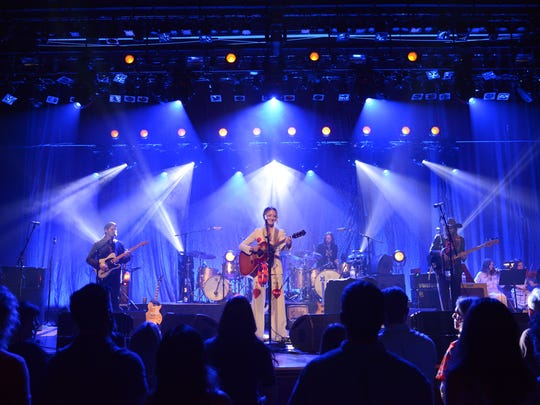 Margo Price performs her first-ever headlining concert