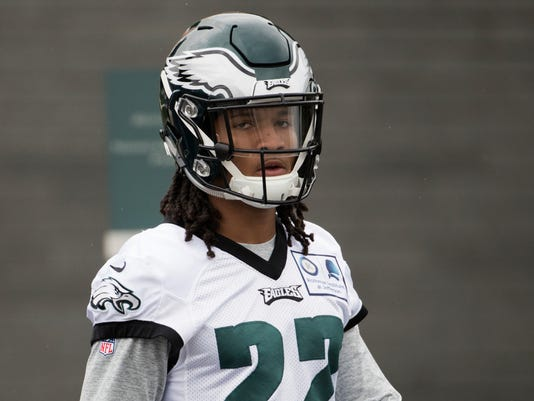 Sidney Jones, Eagles