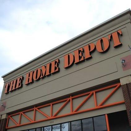 Home Depot  file photo