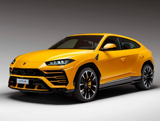 lamborghini urus suv joins the boom in supercar suvs. Black Bedroom Furniture Sets. Home Design Ideas