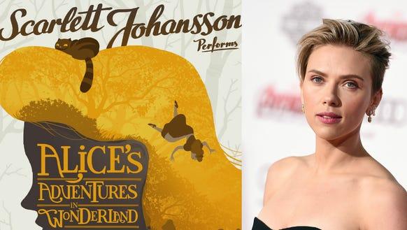Scarlett Johansson narrates new audiobook 'Alice's