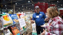 Hanover Foods potato products were featured in a Farm-to-Shelf display at the Pennsylvania Farm Show on Friday as an example of the diverse potato industry in the state.