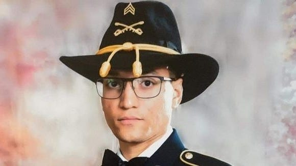 U.S. Army Sgt. Elder Fernandes, 23, a 2015 graduate of Brockton High School, who was assigned to the 1st Cavalry Division Sustainment Brigade, went missing from Fort Hood in Texas on Aug. 17. He was found dead in Temple, Texas, on Tuesday, Aug. 25, 2020.
