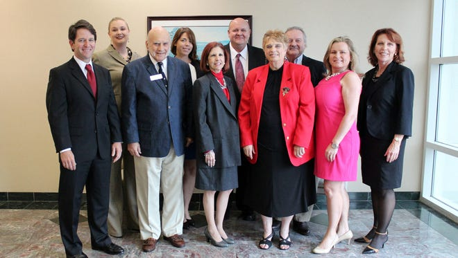 Lee Memorial Health System's elected board of directors.