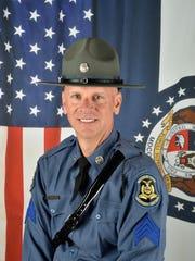 Sgt. Dan Nash says he has not been disciplined or had