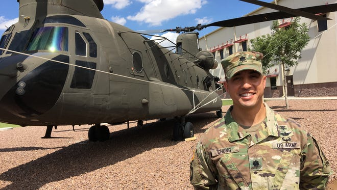 Lt. Col. Chris Chung is the new commander for the 2nd Battalion, 501st Aviation Regiment. The Desert Knights will be going to the National Training Center in August.
