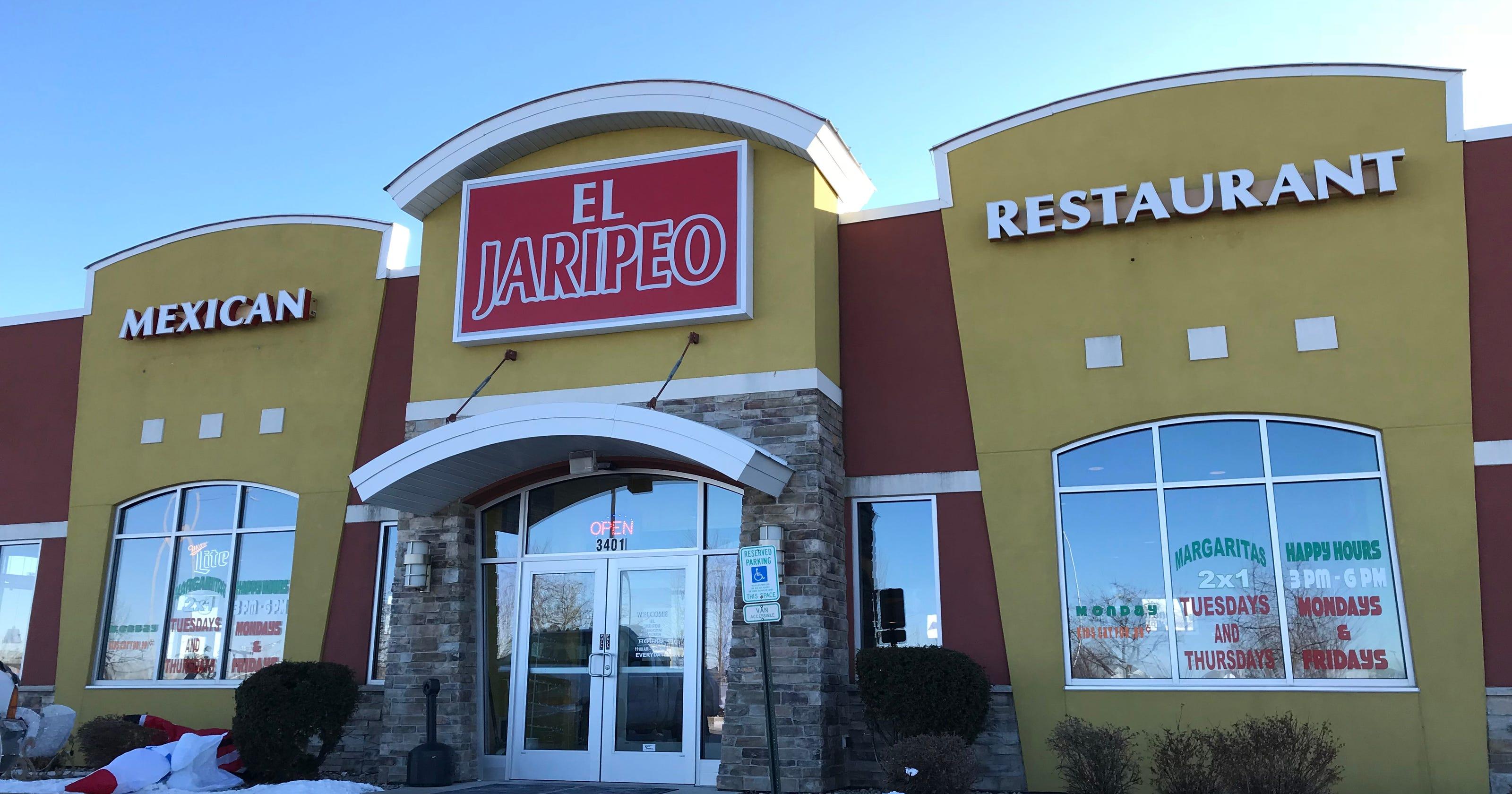 The Buzz: El Jaripeo's owners split, and split 3 restaurants up