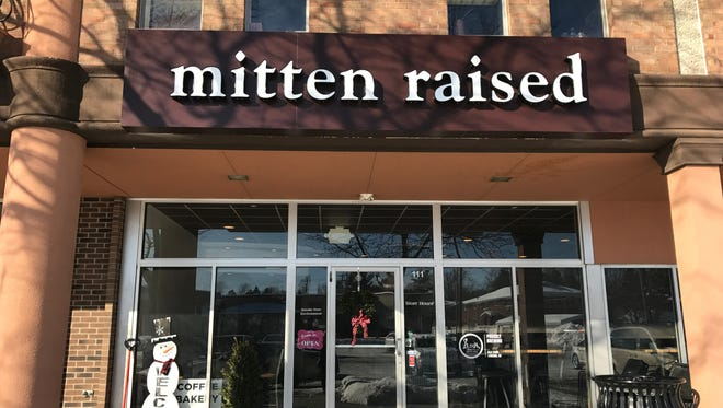 Mitten Raised Bakery has moved from its Okemos location to 1331 E. Grand River Ave., East Lansing.