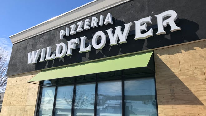 Wildflower Pizzeria aims to open in late March at 555 N. Casaloma Drive, Grand Chute.