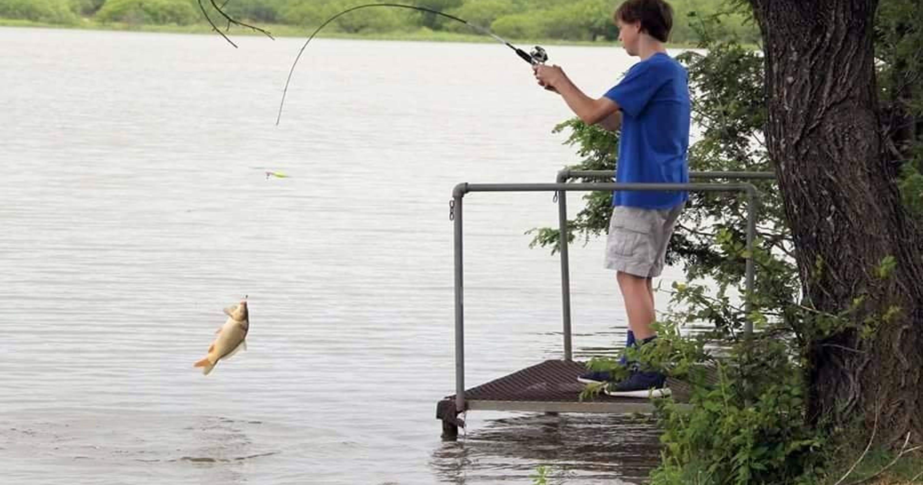 New Texas fishing regulations affect Possum Kingdom