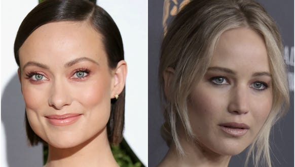 Things are totally fine between Olivia Wilde and Jennifer