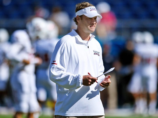 Lane Kiffin led Florida Atlantic to its first Conference