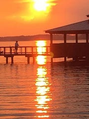 Toledo Bend Sunset