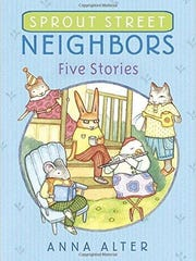 'Five Stories' by Anna Alter