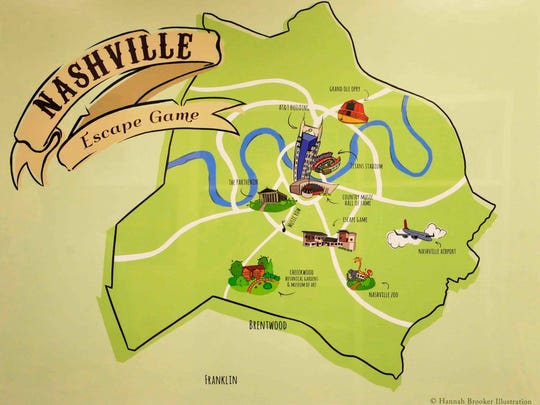 nashville-great-escape-clues