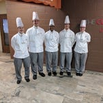 Baker College cooks score silver medal at Wisconsin competition