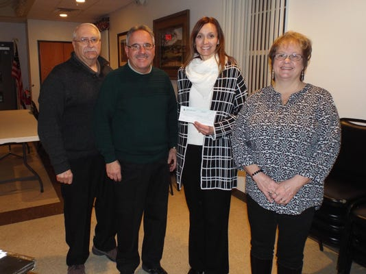 Merrill Fraternal Order of Eagles Charitable Contributions 1