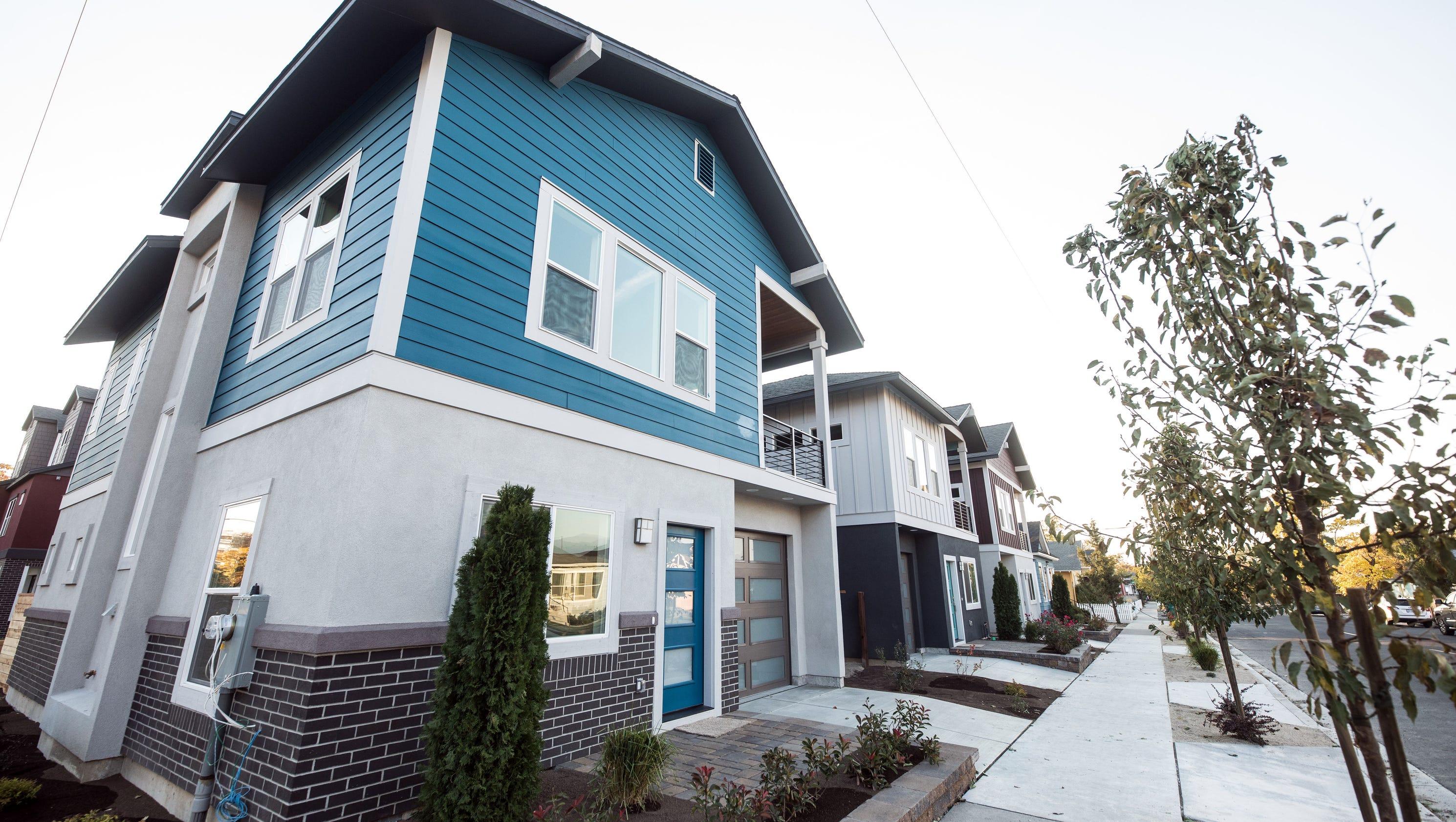 midtown lofts townhouses open in reno
