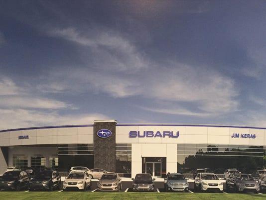 Jim Keras Subaru >> The Commercial Appeal