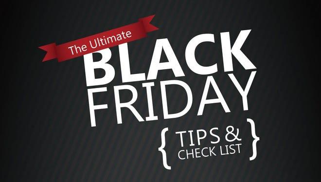 Black Friday Checklist promo image