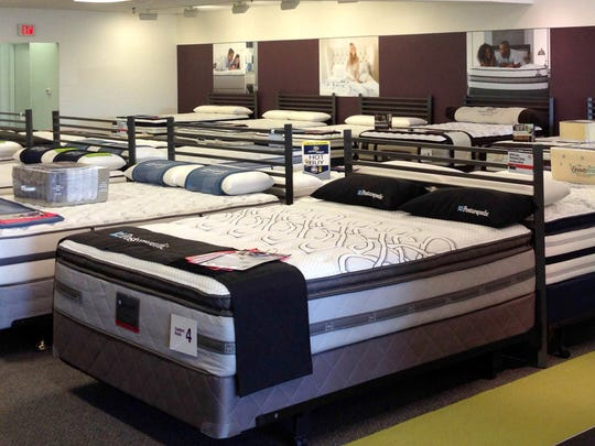 One of five Metro Detroit stores of US-Mattress.com.