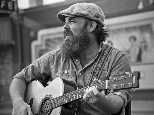 Marc Broussard brings his 'bayou soul'  to Fifth &
