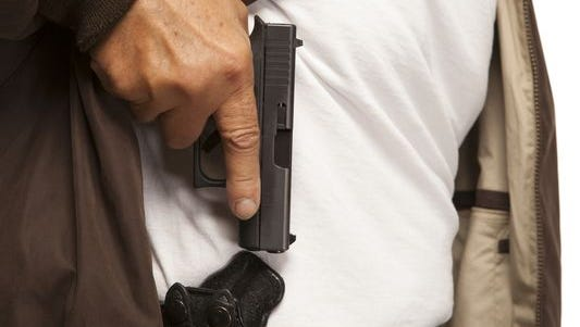 A federal appeals court ruled Thursday that the Second Amendment does not give people the right to carry concealed weapons in public.